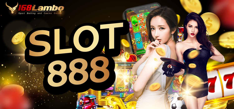 Slot888 เว็บเดิมพันสล็อตออนไลน์อันดับหนึ่งของประเทศในตอนนี้